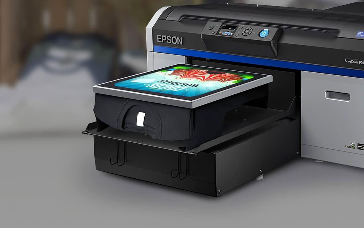 Impresora directo a la tela SC-F2100 - Impresión Directa