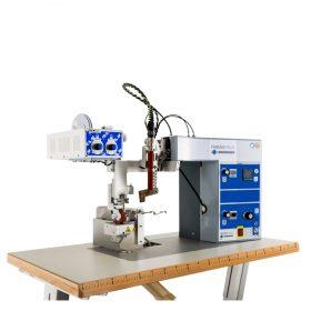 Máquina para fusión y corte MX204 - Confección sin costuras