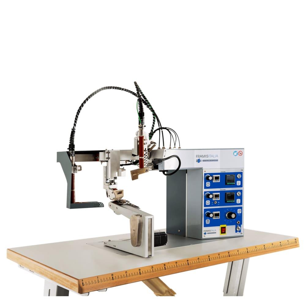 Máquina para borde doblado MX211 - Confección sin costuras