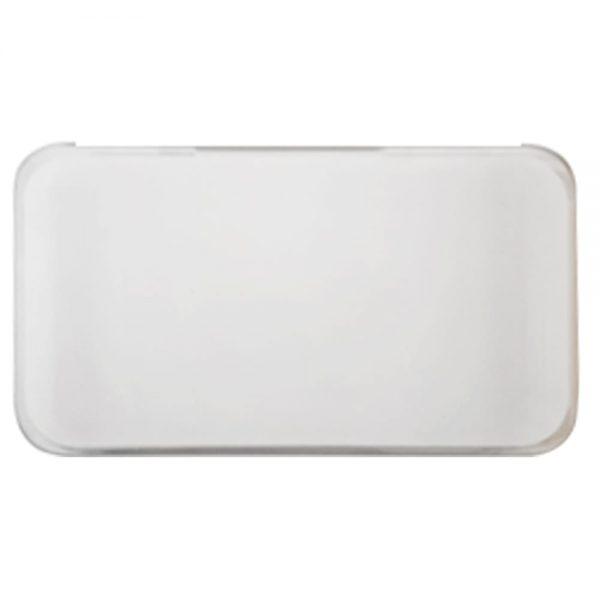 Vidrio rectangular
