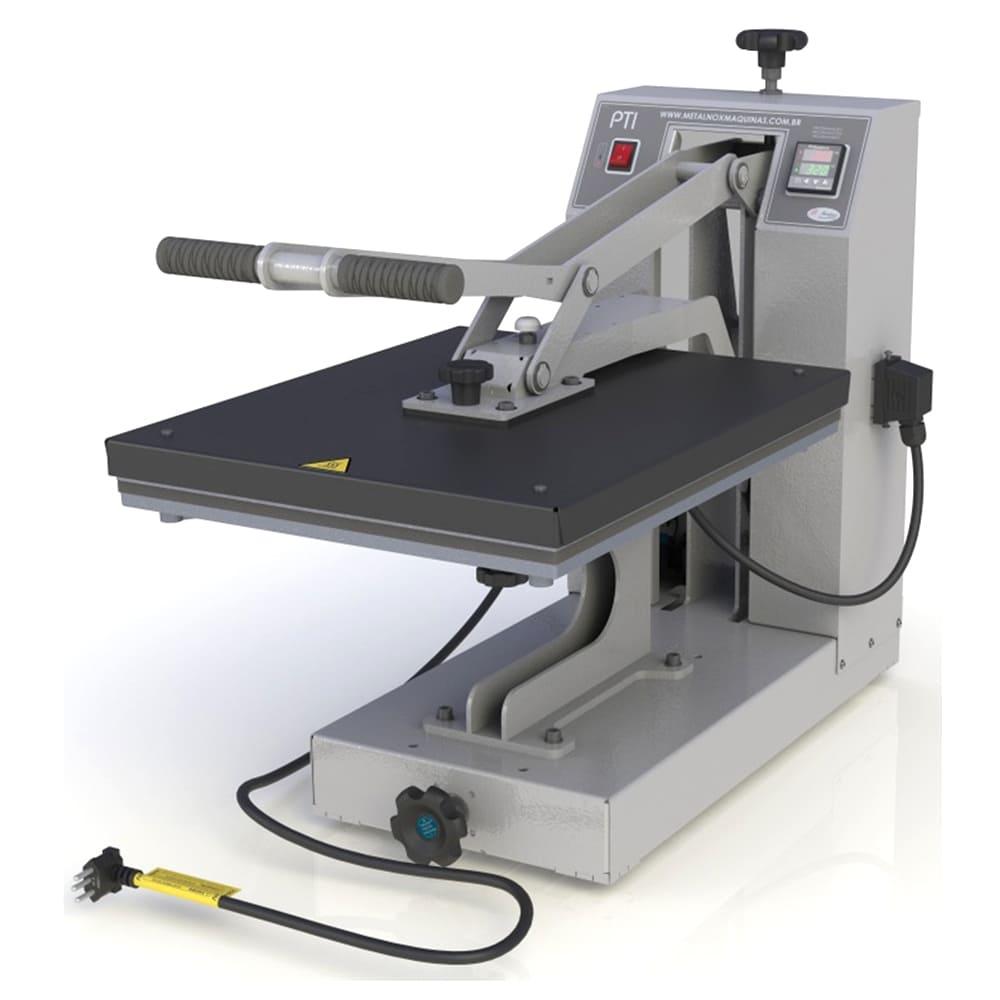 Prensa Térmica Metalnox PTI600