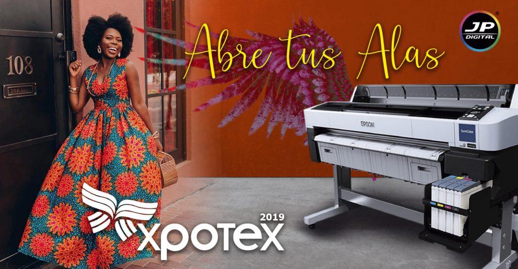 Xpotex - Abre tus Alas con JPDigital