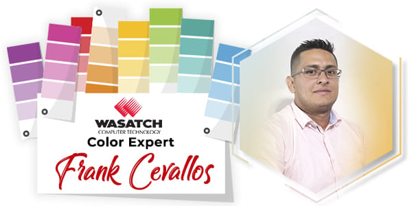 Frank Cevallos - Wasatch Color Expert