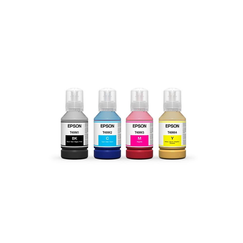 Tintas para el Plotter de Sublimación SC-F570